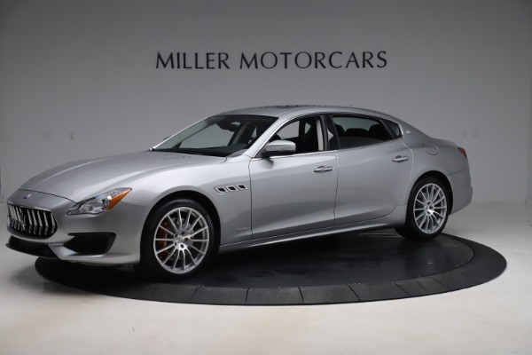 Used 2017 Maserati Quattroporte S Q4 GranSport for sale $57,900 at Pagani of Greenwich in Greenwich CT 06830 2
