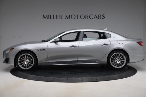 Used 2017 Maserati Quattroporte S Q4 GranSport for sale Sold at Pagani of Greenwich in Greenwich CT 06830 3