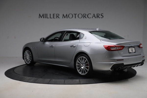 Used 2017 Maserati Quattroporte S Q4 GranSport for sale Sold at Pagani of Greenwich in Greenwich CT 06830 4