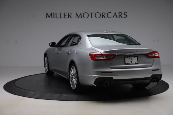 Used 2017 Maserati Quattroporte S Q4 GranSport for sale Sold at Pagani of Greenwich in Greenwich CT 06830 5