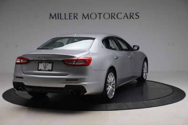 Used 2017 Maserati Quattroporte S Q4 GranSport for sale Sold at Pagani of Greenwich in Greenwich CT 06830 7