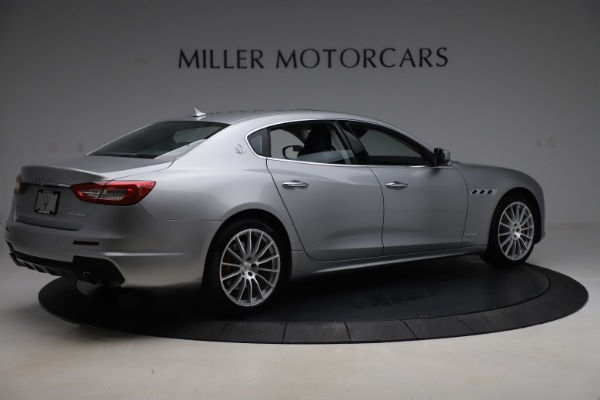 Used 2017 Maserati Quattroporte S Q4 GranSport for sale $57,900 at Pagani of Greenwich in Greenwich CT 06830 8