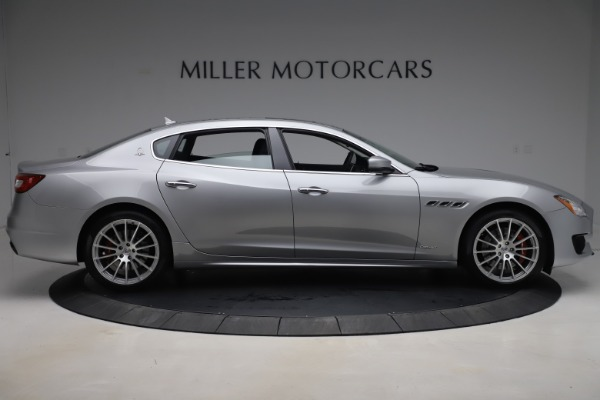 Used 2017 Maserati Quattroporte S Q4 GranSport for sale $57,900 at Pagani of Greenwich in Greenwich CT 06830 9