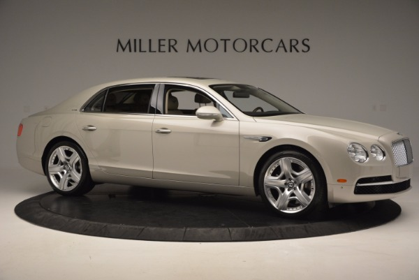 Used 2015 Bentley Flying Spur W12 for sale Sold at Pagani of Greenwich in Greenwich CT 06830 10