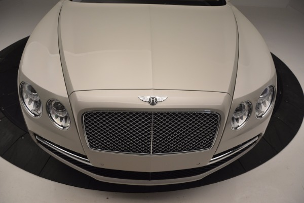 Used 2015 Bentley Flying Spur W12 for sale Sold at Pagani of Greenwich in Greenwich CT 06830 13