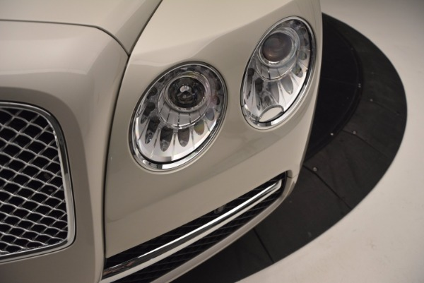 Used 2015 Bentley Flying Spur W12 for sale Sold at Pagani of Greenwich in Greenwich CT 06830 14