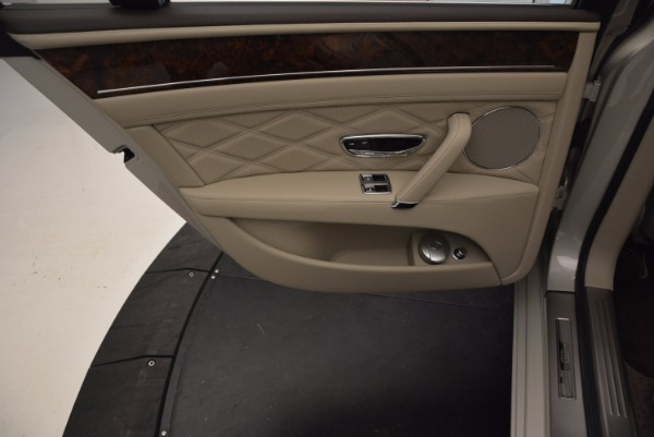 Used 2015 Bentley Flying Spur W12 for sale Sold at Pagani of Greenwich in Greenwich CT 06830 27