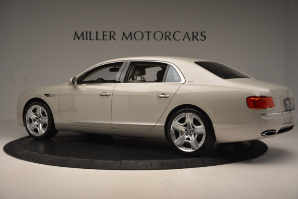 Used 2015 Bentley Flying Spur W12 for sale Sold at Pagani of Greenwich in Greenwich CT 06830 4