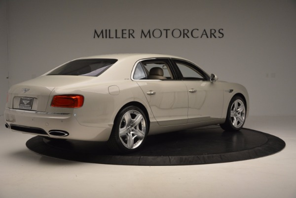 Used 2015 Bentley Flying Spur W12 for sale Sold at Pagani of Greenwich in Greenwich CT 06830 8