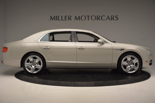 Used 2015 Bentley Flying Spur W12 for sale Sold at Pagani of Greenwich in Greenwich CT 06830 9