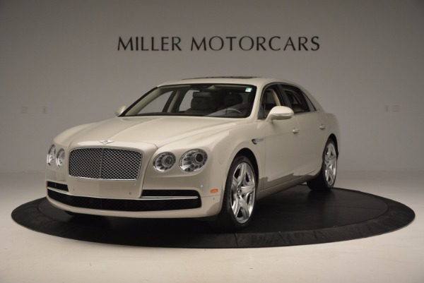 Used 2015 Bentley Flying Spur W12 for sale Sold at Pagani of Greenwich in Greenwich CT 06830 1