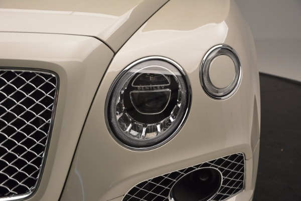 Used 2017 Bentley Bentayga for sale Sold at Pagani of Greenwich in Greenwich CT 06830 11