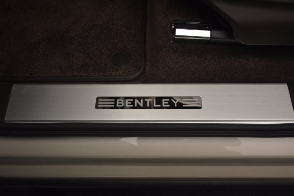Used 2017 Bentley Bentayga for sale Sold at Pagani of Greenwich in Greenwich CT 06830 21