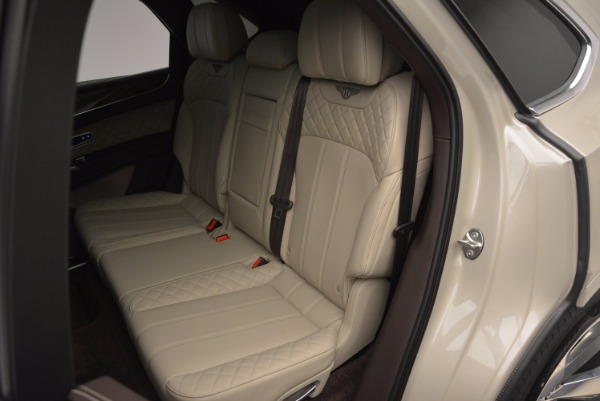 Used 2017 Bentley Bentayga for sale Sold at Pagani of Greenwich in Greenwich CT 06830 27