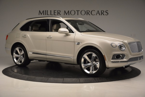 Used 2017 Bentley Bentayga for sale Sold at Pagani of Greenwich in Greenwich CT 06830 8