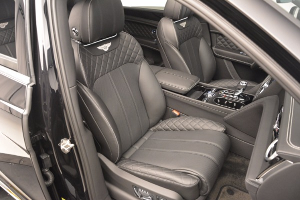 Used 2017 Bentley Bentayga W12 for sale Sold at Pagani of Greenwich in Greenwich CT 06830 26