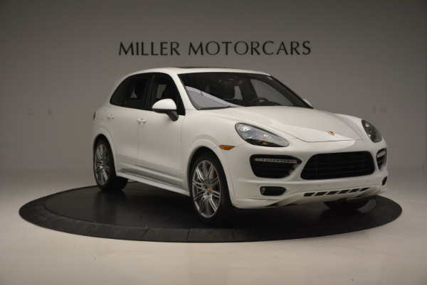 Used 2014 Porsche Cayenne GTS for sale Sold at Pagani of Greenwich in Greenwich CT 06830 11