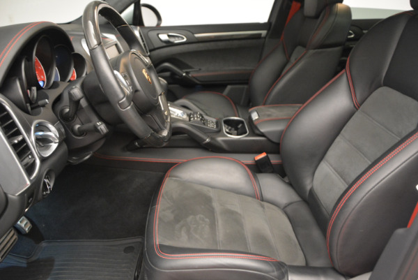 Used 2014 Porsche Cayenne GTS for sale Sold at Pagani of Greenwich in Greenwich CT 06830 16
