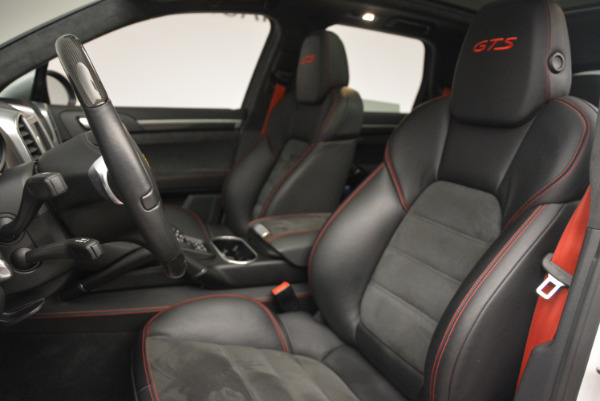 Used 2014 Porsche Cayenne GTS for sale Sold at Pagani of Greenwich in Greenwich CT 06830 17