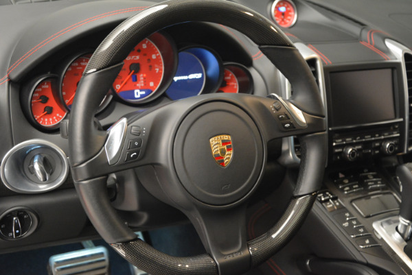 Used 2014 Porsche Cayenne GTS for sale Sold at Pagani of Greenwich in Greenwich CT 06830 19