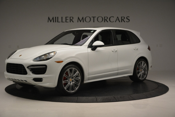 Used 2014 Porsche Cayenne GTS for sale Sold at Pagani of Greenwich in Greenwich CT 06830 2