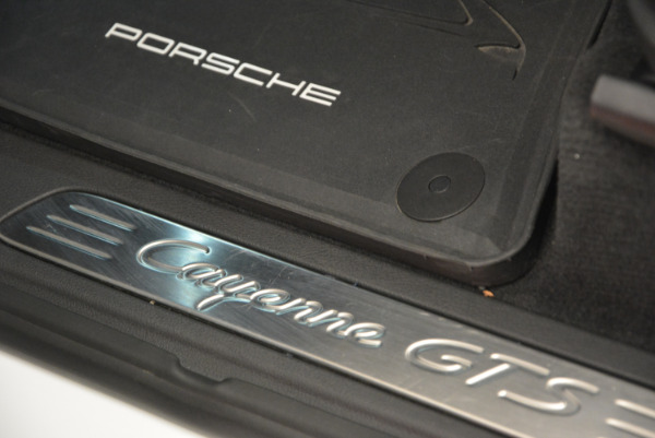 Used 2014 Porsche Cayenne GTS for sale Sold at Pagani of Greenwich in Greenwich CT 06830 21