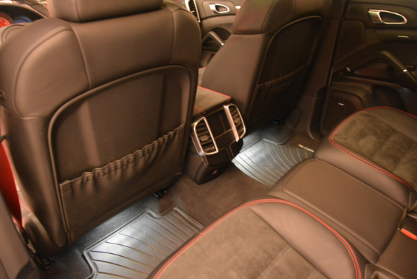 Used 2014 Porsche Cayenne GTS for sale Sold at Pagani of Greenwich in Greenwich CT 06830 22