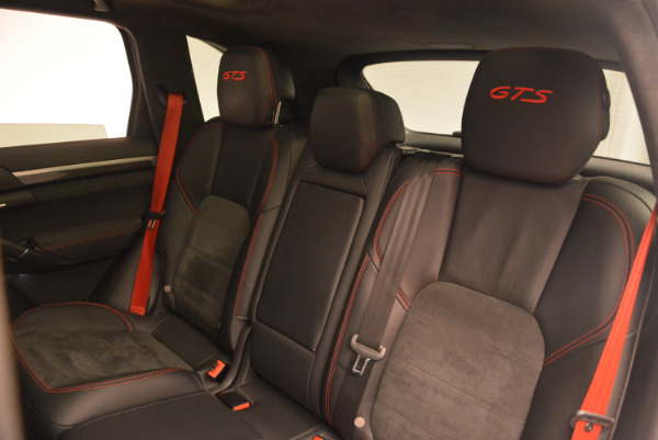 Used 2014 Porsche Cayenne GTS for sale Sold at Pagani of Greenwich in Greenwich CT 06830 24