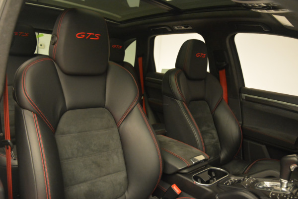 Used 2014 Porsche Cayenne GTS for sale Sold at Pagani of Greenwich in Greenwich CT 06830 27