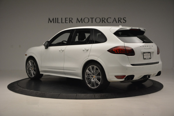 Used 2014 Porsche Cayenne GTS for sale Sold at Pagani of Greenwich in Greenwich CT 06830 4
