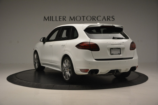 Used 2014 Porsche Cayenne GTS for sale Sold at Pagani of Greenwich in Greenwich CT 06830 5