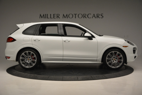 Used 2014 Porsche Cayenne GTS for sale Sold at Pagani of Greenwich in Greenwich CT 06830 9