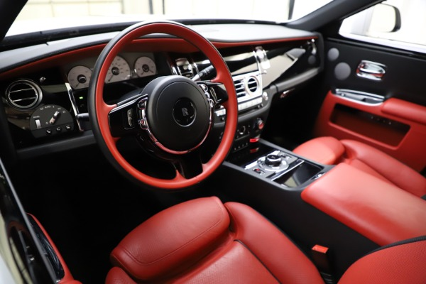 Used 2017 Rolls-Royce Ghost for sale Sold at Pagani of Greenwich in Greenwich CT 06830 16
