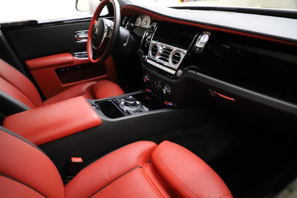 Used 2017 Rolls-Royce Ghost for sale Sold at Pagani of Greenwich in Greenwich CT 06830 17