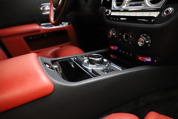 Used 2017 Rolls-Royce Ghost for sale Sold at Pagani of Greenwich in Greenwich CT 06830 24