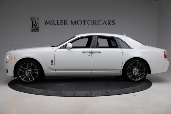 Used 2017 Rolls-Royce Ghost for sale Sold at Pagani of Greenwich in Greenwich CT 06830 4