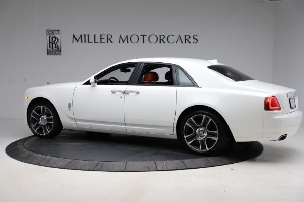 Used 2017 Rolls-Royce Ghost for sale Sold at Pagani of Greenwich in Greenwich CT 06830 5