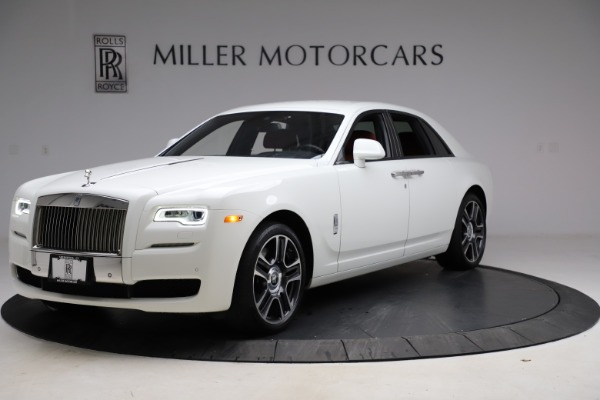 New 2017 Rolls-Royce Ghost for sale Sold at Pagani of Greenwich in Greenwich CT 06830 1