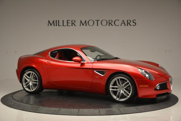 Used 2008 Alfa Romeo 8C for sale Sold at Pagani of Greenwich in Greenwich CT 06830 10