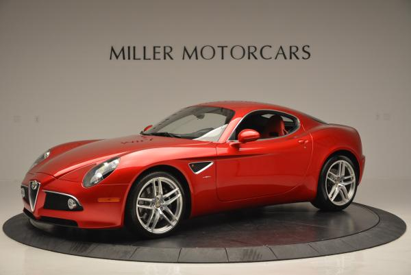 Used 2008 Alfa Romeo 8C for sale Sold at Pagani of Greenwich in Greenwich CT 06830 2