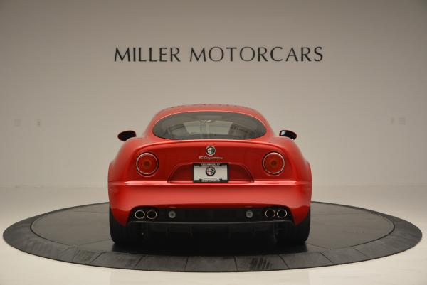 Used 2008 Alfa Romeo 8C for sale Sold at Pagani of Greenwich in Greenwich CT 06830 6