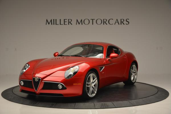 Used 2008 Alfa Romeo 8C for sale Sold at Pagani of Greenwich in Greenwich CT 06830 1