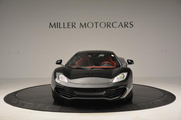 Used 2012 McLaren MP4-12C Coupe for sale Sold at Pagani of Greenwich in Greenwich CT 06830 12