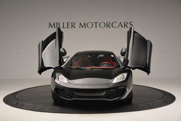 Used 2012 McLaren MP4-12C Coupe for sale Sold at Pagani of Greenwich in Greenwich CT 06830 13
