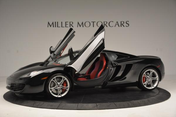 Used 2012 McLaren MP4-12C Coupe for sale Sold at Pagani of Greenwich in Greenwich CT 06830 14