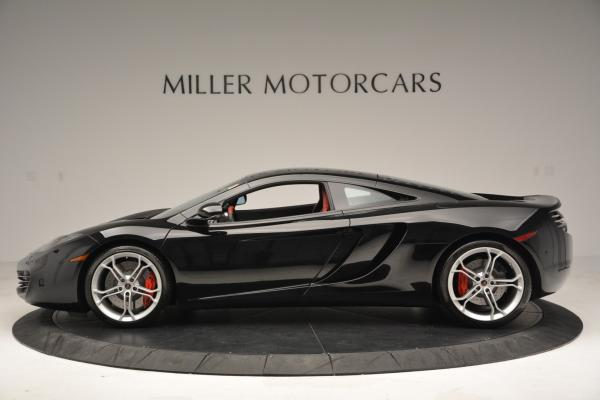 Used 2012 McLaren MP4-12C Coupe for sale Sold at Pagani of Greenwich in Greenwich CT 06830 3