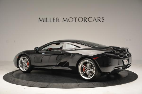 Used 2012 McLaren MP4-12C Coupe for sale Sold at Pagani of Greenwich in Greenwich CT 06830 4
