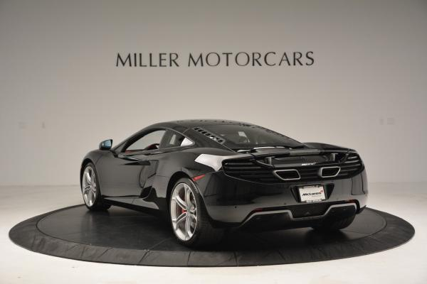 Used 2012 McLaren MP4-12C Coupe for sale Sold at Pagani of Greenwich in Greenwich CT 06830 5
