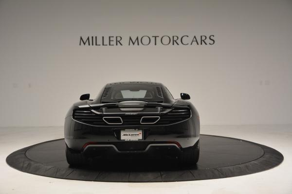 Used 2012 McLaren MP4-12C Coupe for sale Sold at Pagani of Greenwich in Greenwich CT 06830 6