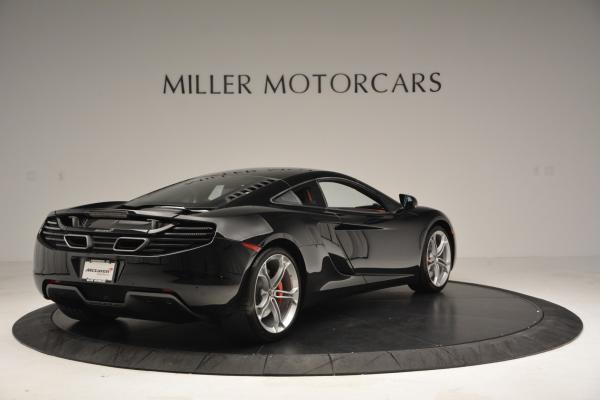 Used 2012 McLaren MP4-12C Coupe for sale Sold at Pagani of Greenwich in Greenwich CT 06830 7